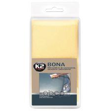 Салфетка из микрофибры для полировки автомобиля К2 BONA (40 х 40 см)