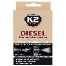 Очиститель топливной системы К2 DIESEL 50мл