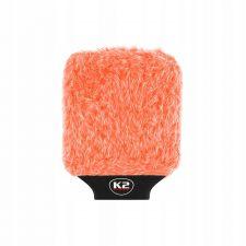 Перчатка из микрофибры для мойки кузова автомобиля K2 WASH MITT