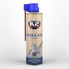 Средство для откручивания болтов К2 VULKAN 250мл, 500мл