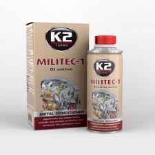 Добавка в масло К2 MILITEC-1 250мл
