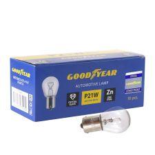 Лампа накаливания автомобильная Goodyear P21W 24V 21W BA15s (коробка 10 шт)