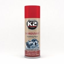 Жидкость для быстрого запуска двигателя К2 SUPER START 400мл