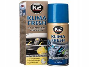 Очиститель кондиционеров К2 KLIMA FRESH 150мл