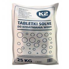 Средство для смягчения воды К2 SALT TABS 25кг