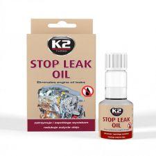 Герметик гидроусилителя и масляной систем а\м K2 Stop Leak Oil 50 мл