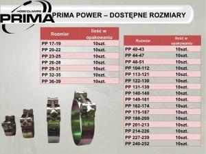 Хомут металлический PRIMA POWER