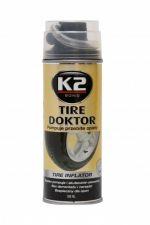 Средство для ремонта шин К2 Tire Doctor