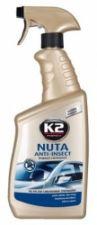 Очиститель стекол К2 NUTA ANTI-INSEKT 770мл